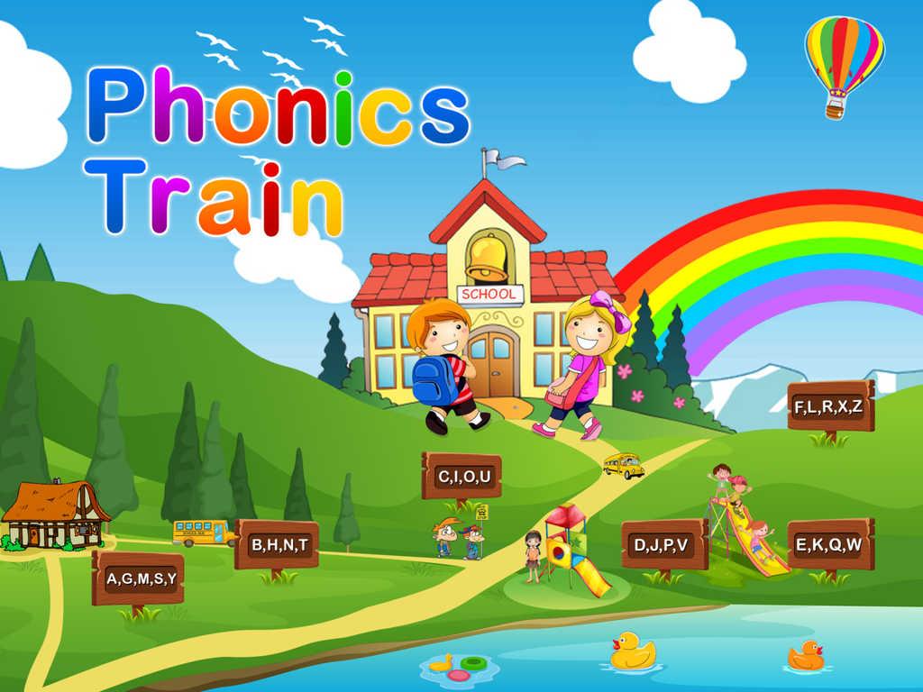 app shopper phonics train for toddler education