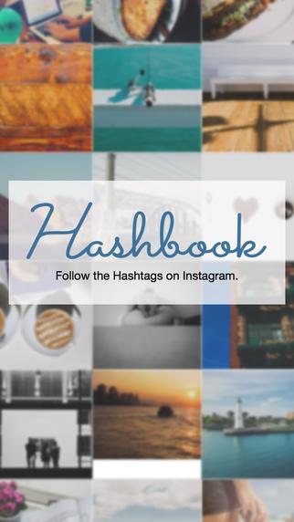 Hashbook - Follow the Hashtags on Instagram
