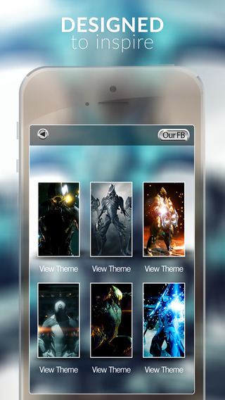 Video Game Wallpapers – The HD Shooter Photo Themes and Backgrounds WARFRAME Gallery