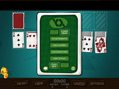 Simply Solitaire HD iPad Screenshot 3