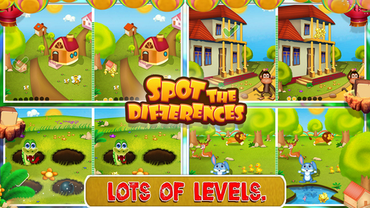 Spot The Difference - Puzzle Game