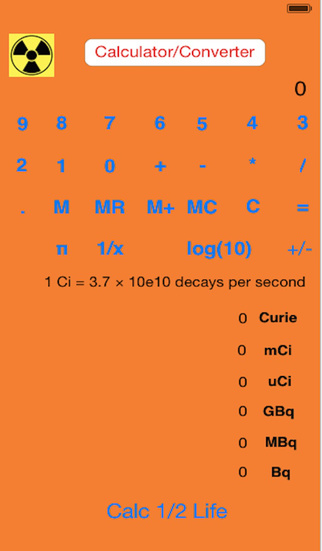 Isotope Calc