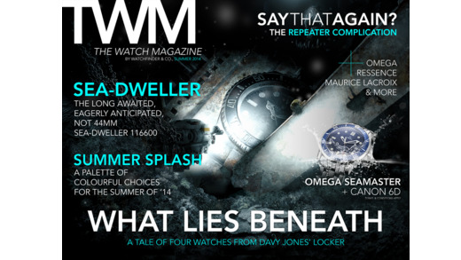 The Watch Magazine