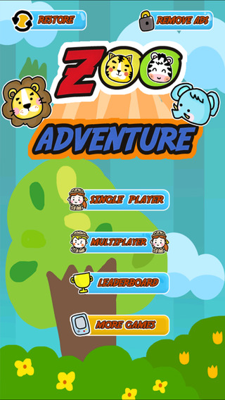 Zoo Adventure Story : Animals Match 3 Puzzles Games - Jungle Mania Free Editions For Kids