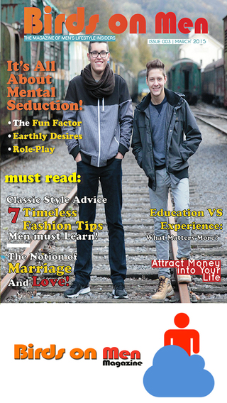Birds On Men - Magazine About Relationship Men's Fashion And Lifestyle