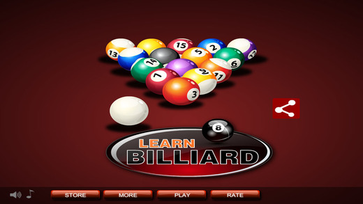Learn Billiard
