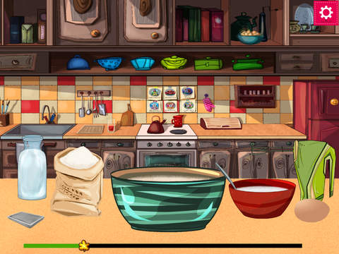 Make a Cake - Cooking Games for kids cooking games for girls fun cake mania free HD