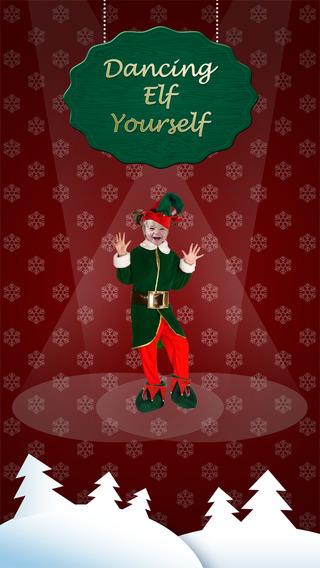 Dancing Elf Yourself for Christmas