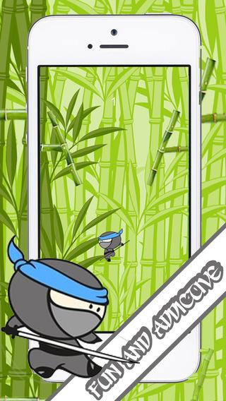 Ninja escape up - bamboo adventure