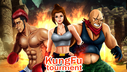 KungFu Master Fight - Fate Of Warriors