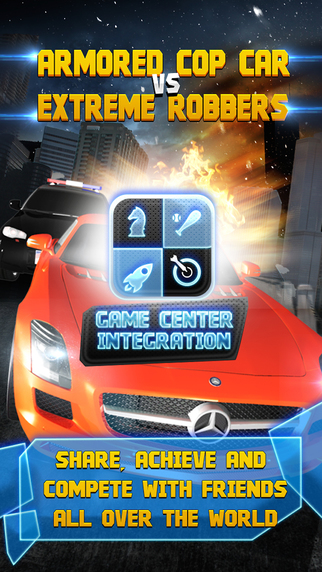 Aid Cop Chase - Police Car Racing Game