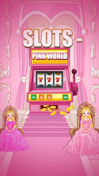 Slots - Pink World Pro