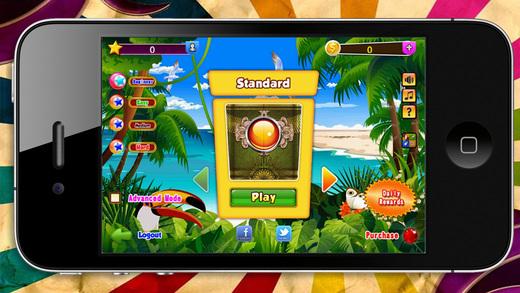 Jungle Bingo Match