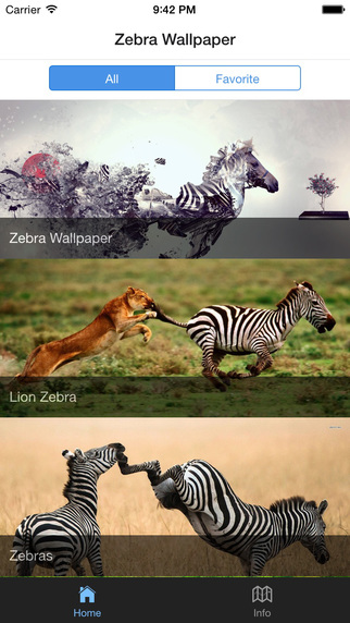 Zebra Wallpaper