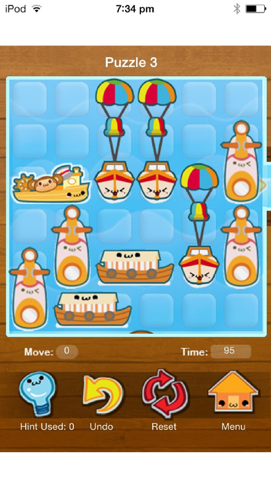 Monkey Sailor iPhone Screenshot 2