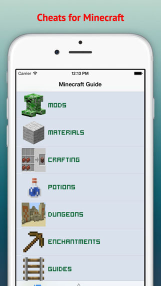 Cheats and Textures for Minecraft - Ultimate collection guide for Minecraft