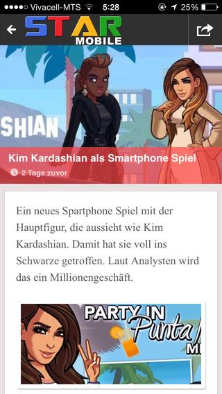 Starmob: Apps News Technik