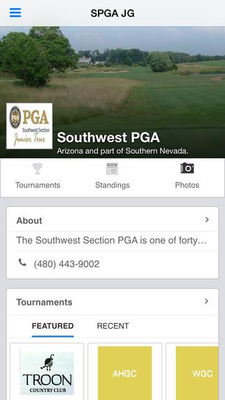Southwest PGA Junior Golf