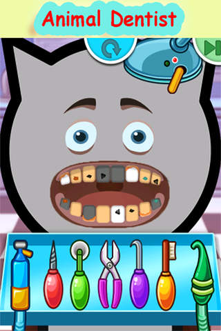 Animal Dentist For Kids screenshot 1
