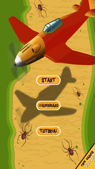 Skip the Spider - Awesome Insect Dodge Saga Paid