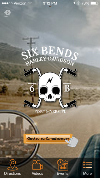 Six Bends Harley Davidson