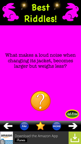 Best Riddles Brain Teasers Funny Little Riddle and Jokes App for Kids FREE