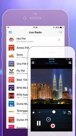 Malaysia TV Radio
