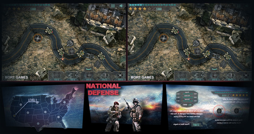 National Defense: The Game