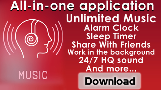 Best music hits player plus radio streaming from live internet radio stations