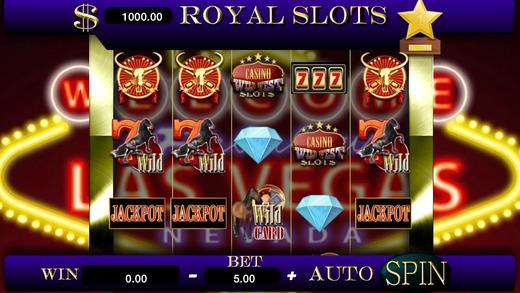 Aaaalibaba's Royal Casino Slots - Free Vegas Style Bonus Jackpot Machine