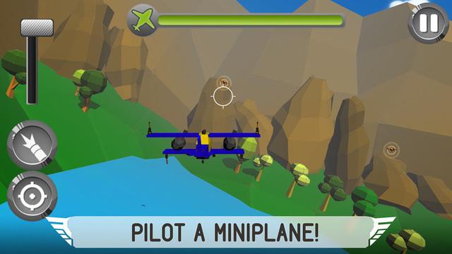 Mini Wings - Mission Delta Deluxe