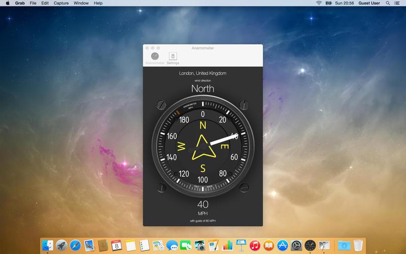 Anemometer Screenshot - 1