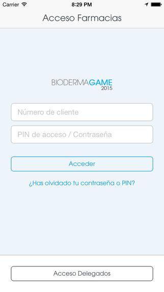Bioderma Game