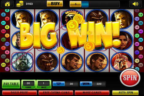 A Pharaoh Slots Pro Casino Tower & Build a Tiny Eskimo in Las Vegas screenshot 2