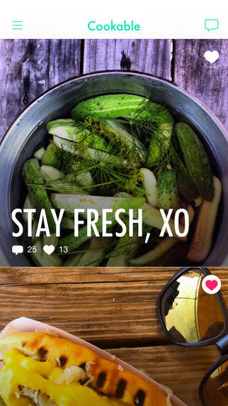 Cookable - Fresh Recipes and Music for Curious Cooks
