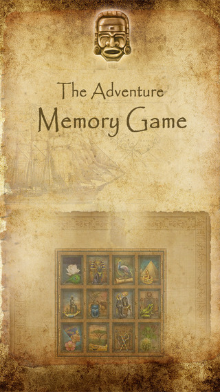 Adventure of Memory Game