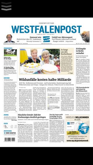 WP Zeitungskiosk E-Paper