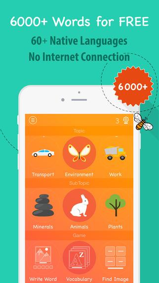 Learn English 6 000 Words