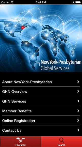 Global Health Navigator