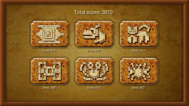 Mahjong games: Titans