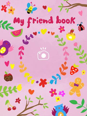 My Friend Book
