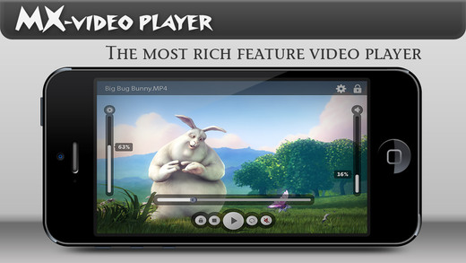 MX Video Player Pro- Play HD Videos on iOS 7