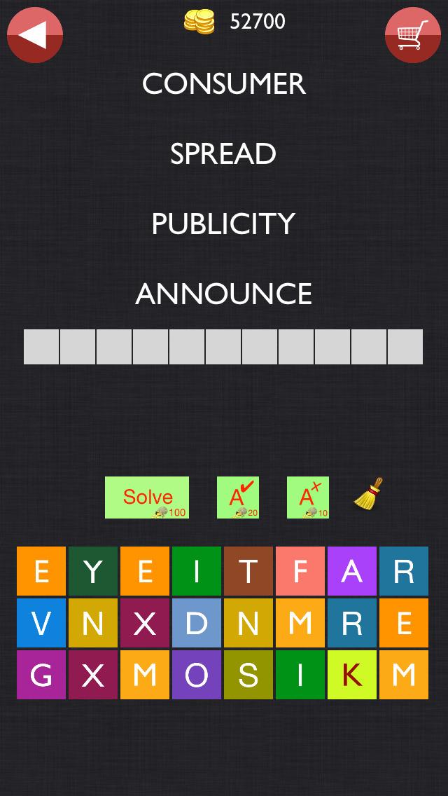4 Clues screenshot 4