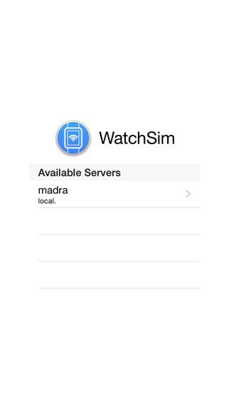 WatchSim