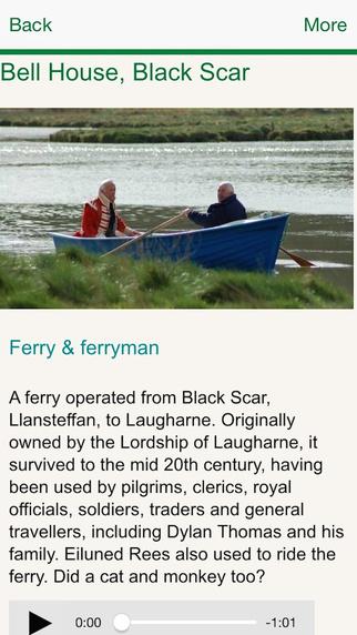 Llanybri Heritage Trails