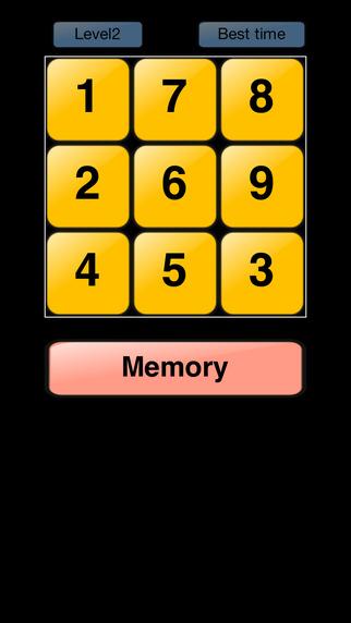 Memory Improvement rank