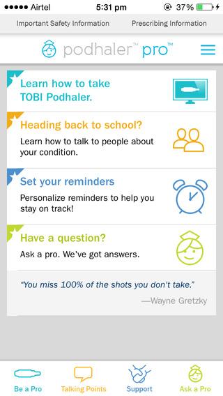 Podhaler™Pro™