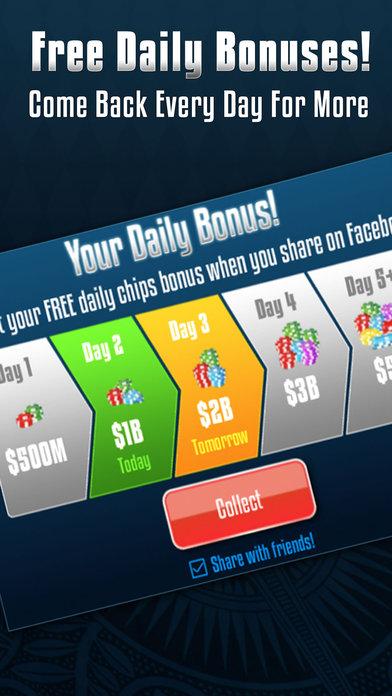 Gambino Poker iPhone Screenshot 3