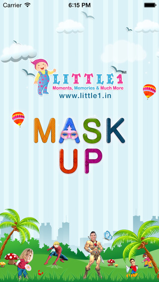 Little1 Mask
