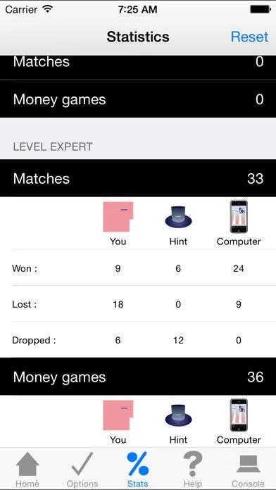 BackgammonCoach iPhone Screenshot 2
